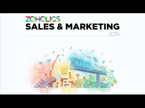 Social Selling with Zoho CRM - Meera sapra