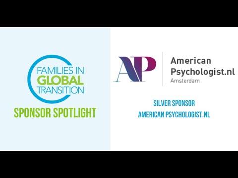 Sponsorship Spotlight: Silver Sponsor - American Psychologist.nl