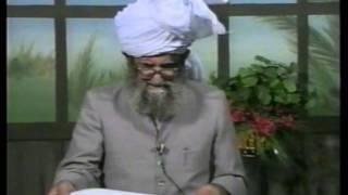Urdu Dars Malfoozat #188, So Said Hazrat Mirza Ghulam Ahmad Qadiani(as), Islam Ahmadiyya