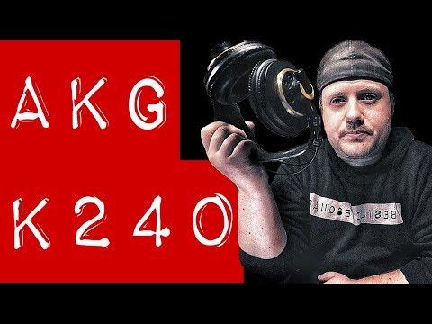 AKG K240 Studio Headphones: The Best Editing Headphones Under $100?