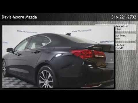 2017 Acura TLX w/Technology Pkg  - Wichita, KS