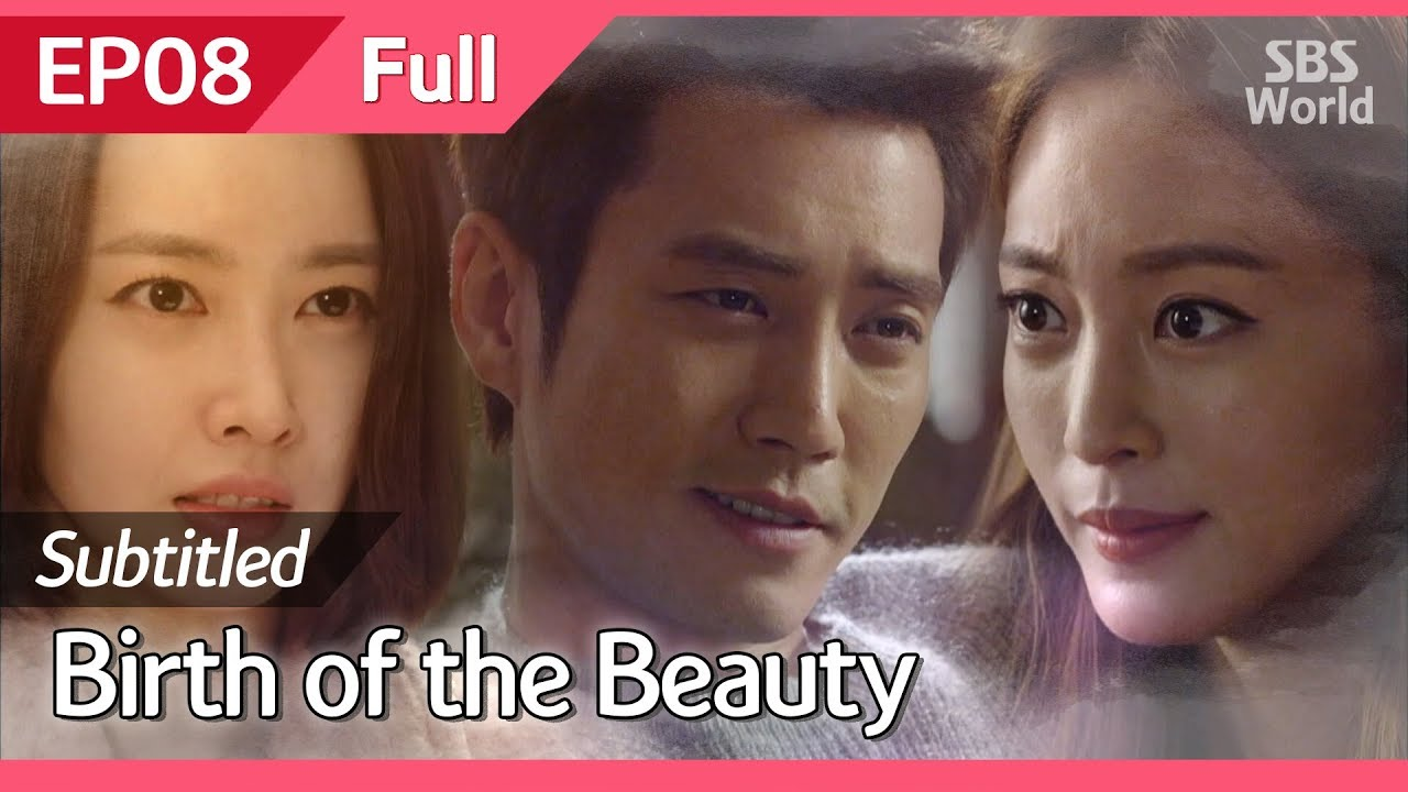 [CC] 미녀의 탄생, Birth of the Beauty, EP08 (Full)