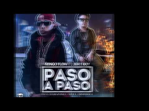 Nengo Flow Ft  Jory Boy   Paso A Paso (Prod  Pp)