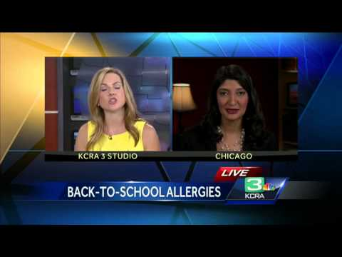 How to protect school-age kids from allergies