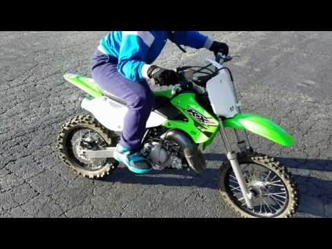 Top speed runs on the 2017 kawasaki KX65. This bike is fast!!!