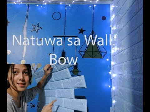 First Vlog Shopee: Wall Decorations