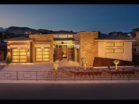 Single story new home las vegas