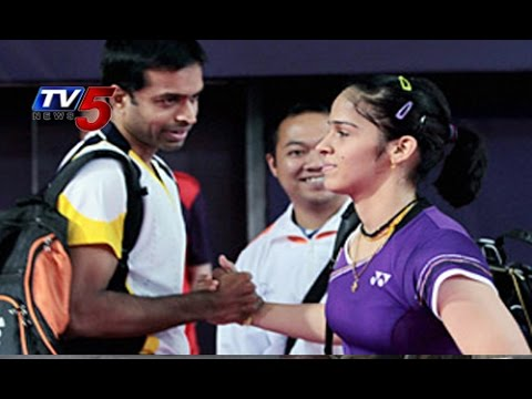Saina Nehwal Good Bye To Gopichand | Train with Vimal Kumar : TV5 News