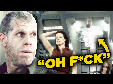 10 Famous Movie Scenes The Actors Almost Ruined