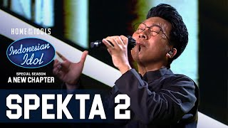 KELVIN - KELIRU (Ruth Sahanaya) - SPEKTA SHOW TOP 13 - Indonesian Idol 2021