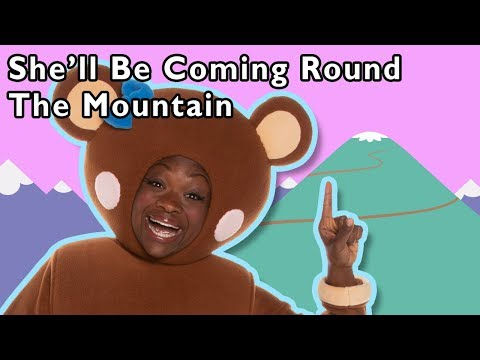 She'll Be Coming Round the Mountain and More | ANIMAL SONGS | Baby Songs from Mother Goose Club!