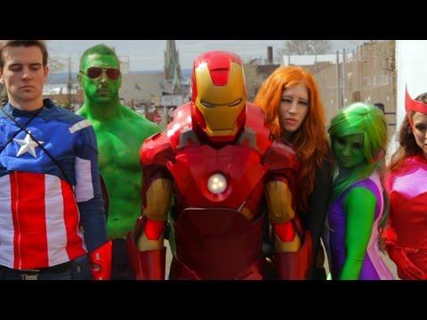 Avengers VS X-Men: Dawn Of War Trailer