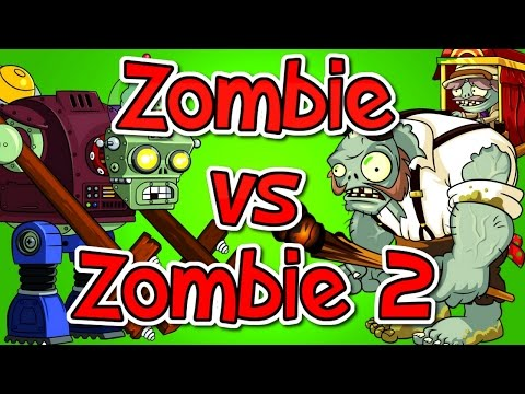 Plants vs. Zombies 2 Gameplay Zombies vs Zombies 2
