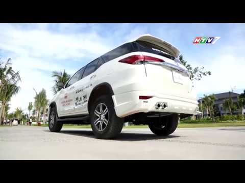 Trong Thế Giới Xe | Trải nghiệm Toyota Fortuner 2017