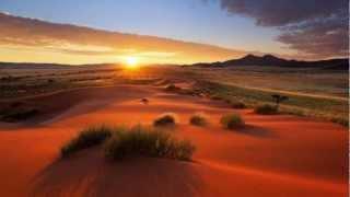 Namib Desert - Namibia (HD1080p)