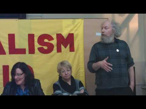 Socialist Party USA at Glasgow Socialism 2010