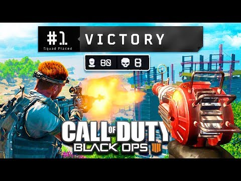 COD Black Ops 4 BLACKOUT Battle Royale Gameplay! (Call of Duty: Black Ops 4 Blackout)