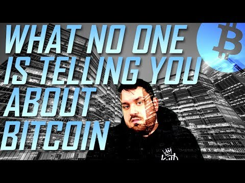 What No Is Telling You - Bitcoin Isn't Backed By Anything..