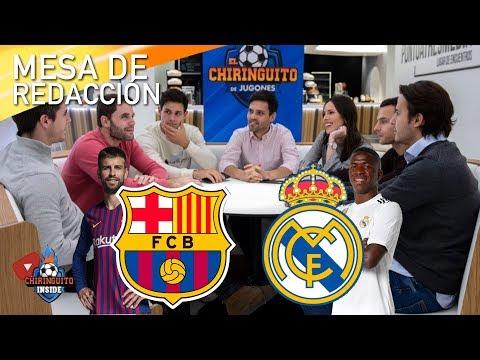 🔴🔵BARÇA - ⚪REAL MADRID | ¿QUIÉN LLEGA MEJOR AL CLÁSICO? | MdR