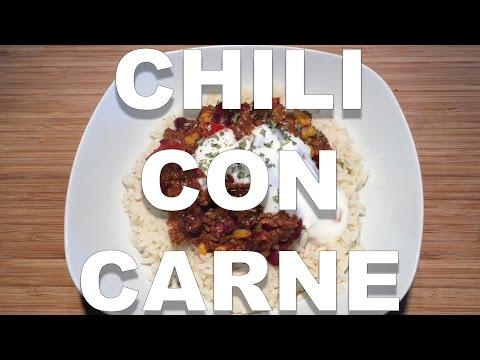 Chili Con Carne - Szybkie i proste | www.bellabis.pl