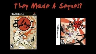 Okamiden (DS) Review - They Made a Sequel?