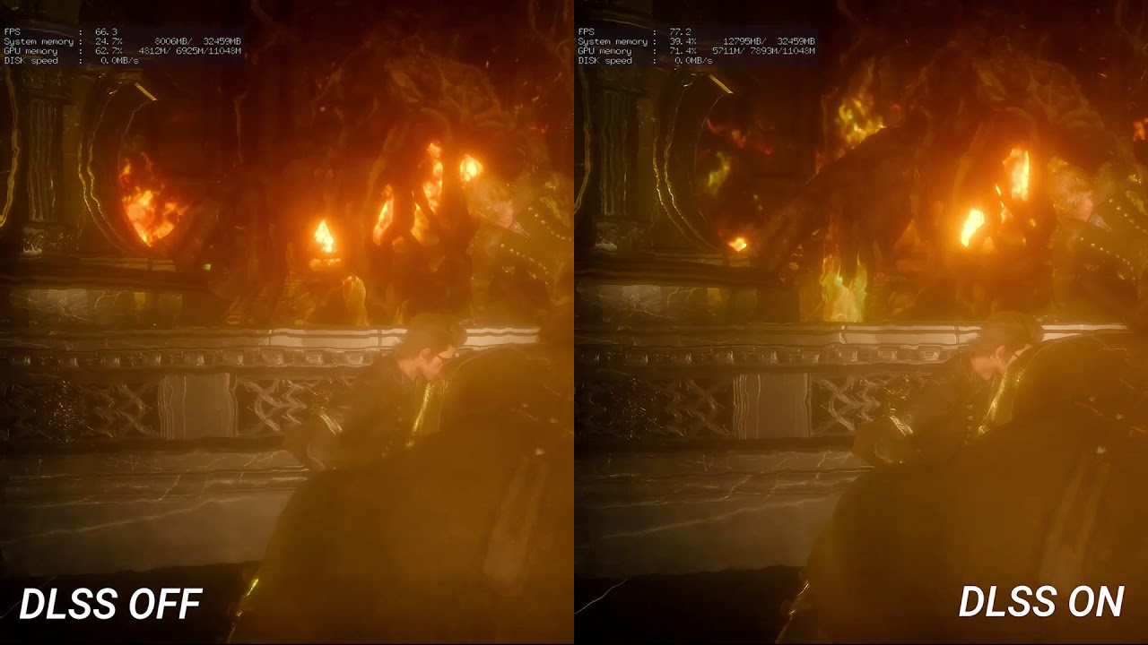 In Final Fantasy 15, Nvidia's DLSS Works Real Well | Kotaku