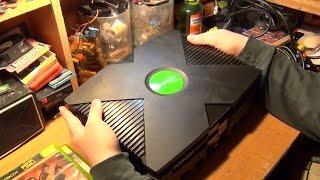 Xbox Original (обзор без болтов)