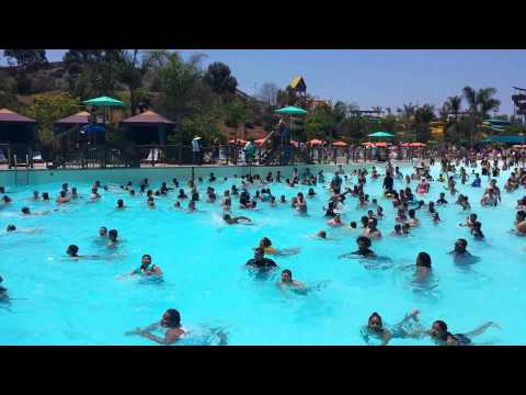 Aquatica wave pool