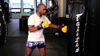 How to Do a Kickboxing Bag Workout | Muay Thai
