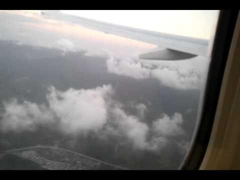 Aerial view of Trinidad and Tobago