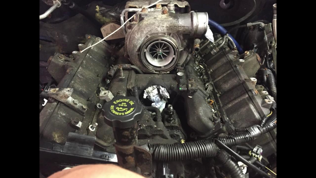 Duramax Head Gasket Repair(read description)  YouTube