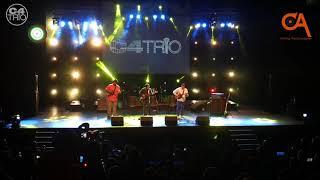 C4 TRIO #Live   Zumbacumlaude, Circulart, Colombia
