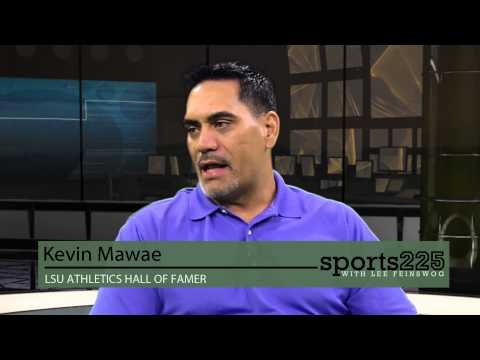 Kevin Mawae on Sports 225, Segment 2, 10 17 13