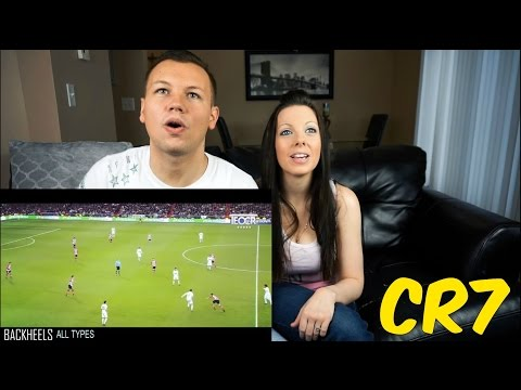 Cristiano Ronaldo | The Man Who Can Do Everything | Couples Reaction!!