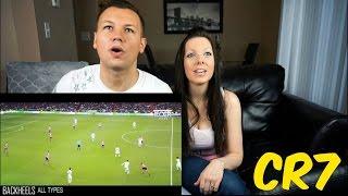 Cristiano Ronaldo | The Man Who Can Do Everything | Couples Reaction!!