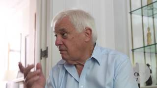 SCMP interview with Hong Kong's last governor Chris Patten 彭定康
