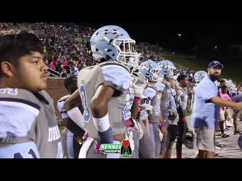 Friday Night Football: Dorman High School vs. Byrnes High School