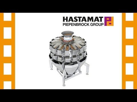 Multihead weighers │ Weighing and dosing of sunflower seeds │ hastamat.com