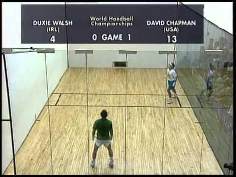 1994 World   MOS Final   Chapman v Walsh