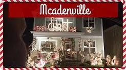 Christmas Lights in Mcadenville