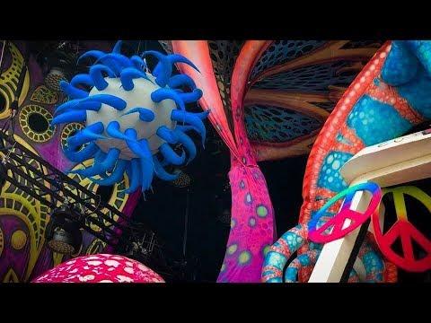 Techno Party Zürich - Streetparade 2018 | Zurich: Let's Dance!