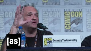 Worlds Without Words | SDCC 2019 Primal Panel | adult swim