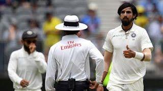 Ishant confident while Kohli at crease