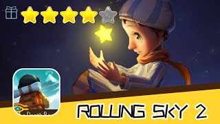 Rolling Sky 2 - Normal 2 Starry dream & 3 Fantasia Recommend index four stars