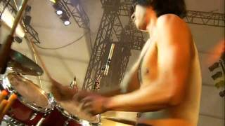 Bloc Party - Luno [Live From Belfort at Eurockéennes Festival 2005] HD
