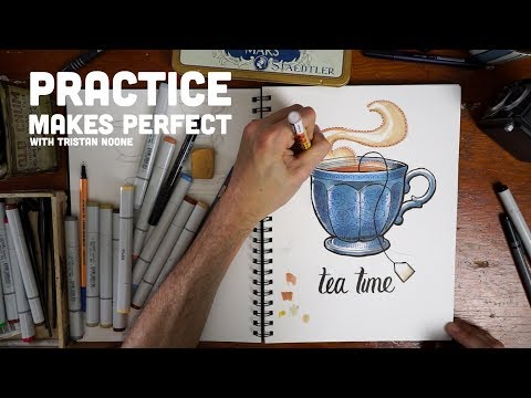 Practice Makes Perfect with Tristan Noone