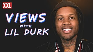 lil durk gives pros and cons of being a major label artist vs independent