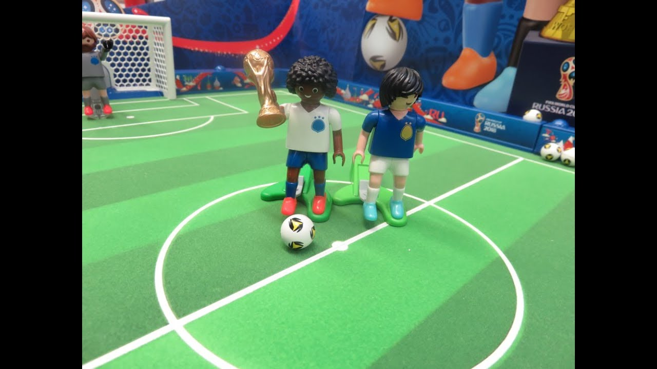 playmobil neuheit 2018 9298 2018 fifa world cup russia. Black Bedroom Furniture Sets. Home Design Ideas