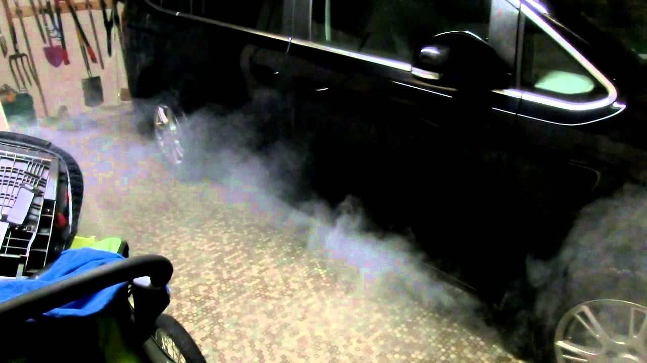Rauch Qualm Seat Alhambra 2013 Standheizung Webasto