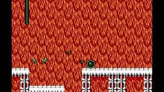 (NES) Megaman II Semi-Evil (Megaman 2 Rom Hack) Part 4 - Bubbleman